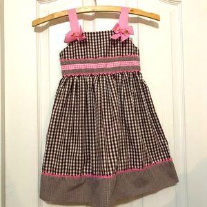 BlueBeri Boulevard girl's dress  Size 5